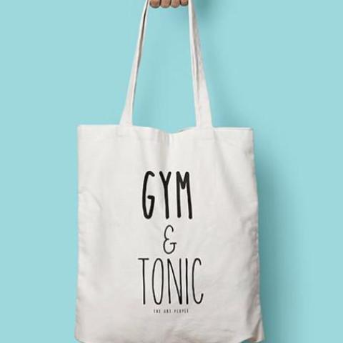 Gym and Tonic Tote-Fashion-PropShop24.com