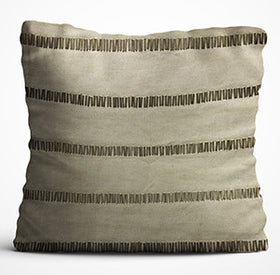 Cushion Cover - Patterened - Beige-Home-PropShop24.com