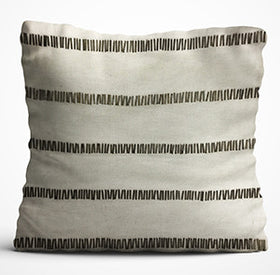 Cushion Cover - Patterened - Cream-Home-PropShop24.com