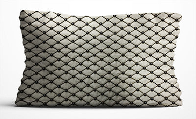 Cushion Cover - Checks - Cream-Home-PropShop24.com