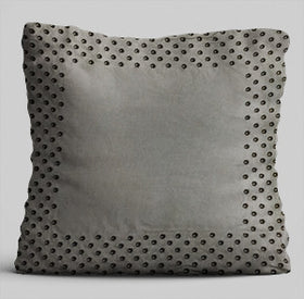 Cushion Cover - Border - Beige-Home-PropShop24.com