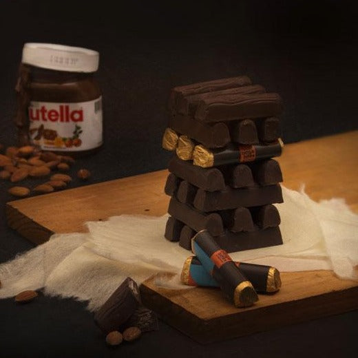 Chocolate - Almond Nutella Sticks Box-SWEETS + DESSERTS-PropShop24.com