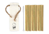 Bamboo Straws- Packet of 15-HOME-PropShop24.com