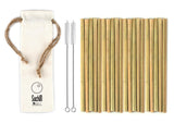 Bamboo Straws- Packet of 20-HOME-PropShop24.com