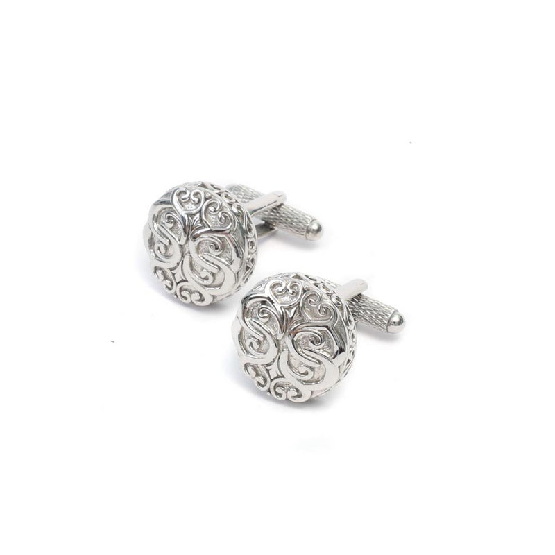 Fire Of Filigree Cufflink Set-MEN-PropShop24.com