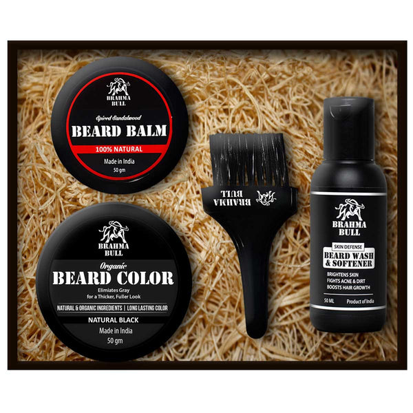 Black Beard Color Kit-BEAUTY-PropShop24.com