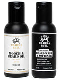 Beard Combo For Oily Skin (Oil & Wash)-BEAUTY-PropShop24.com