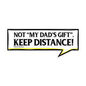 Funny Car Sticker - Dads Gift-PERSONAL-PropShop24.com