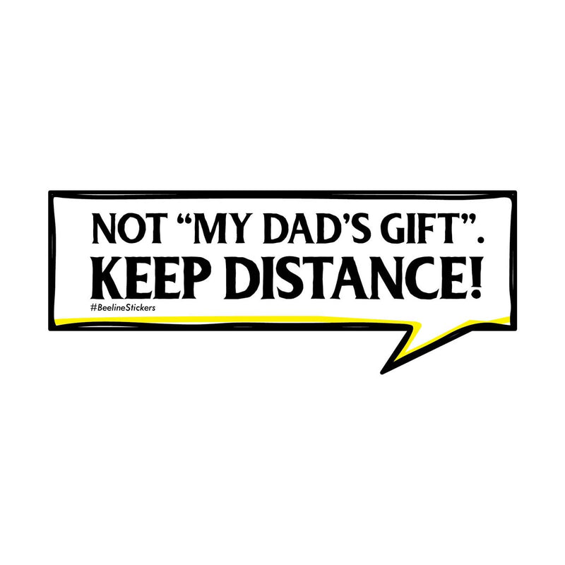 Funny Car Sticker - Dads Gift-CAR ACCESSORIES-PropShop24.com