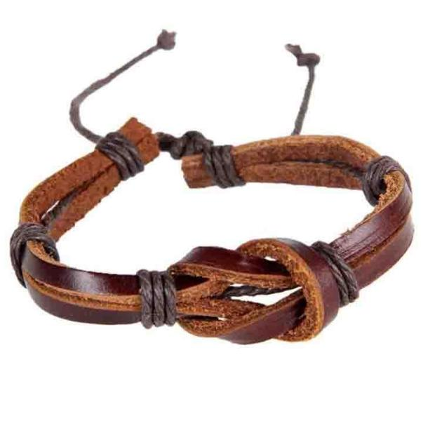 Brown Knot Bracelet-FASHION-PropShop24.com
