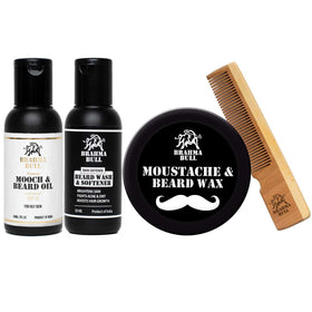 Beard Lovers Pack (Oily Skin)-BEAUTY-PropShop24.com