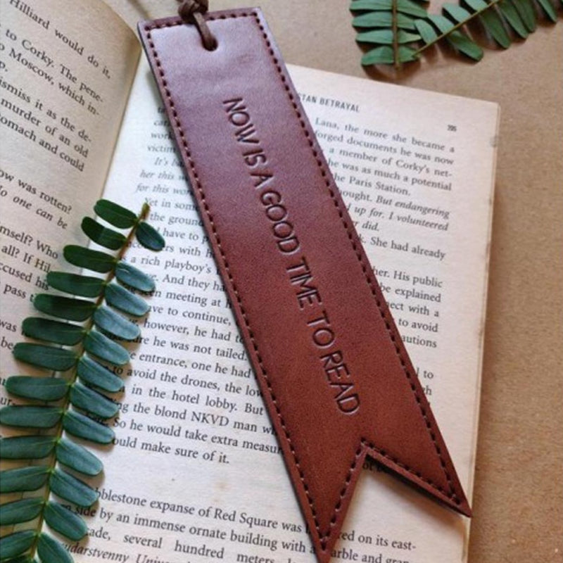 Bookmark - Now Is A Good Time To Read-DESK ACCESSORIES-PropShop24.com