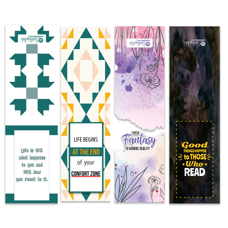 Magnetic Bookmarks - Story Keepers - Set Of 4-DESK ACCESSORIES-PropShop24.com