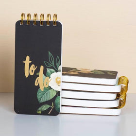 Personalized - Notepad - To Do - Botanical - C.O.D NOT AVAILABLE-STATIONERY-PropShop24.com