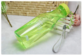 Portable Leak-proof BPA Free Water Bottle - Green-HOME-PropShop24.com
