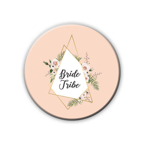 Badge/Magnet - Floral Bride Tribe-HOME-PropShop24.com