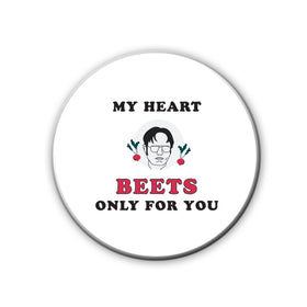 Badge/Magnet - Beets Dwight-HOME-PropShop24.com