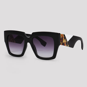 Barcelona - Black - Far Left Sunglasses-WOMEN-PropShop24.com