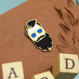 Fashion Pin - Beardman-FASHION-PropShop24.com