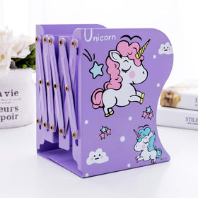 Adjustable Bookend - Unicorn Purple-STATIONERY-PropShop24.com
