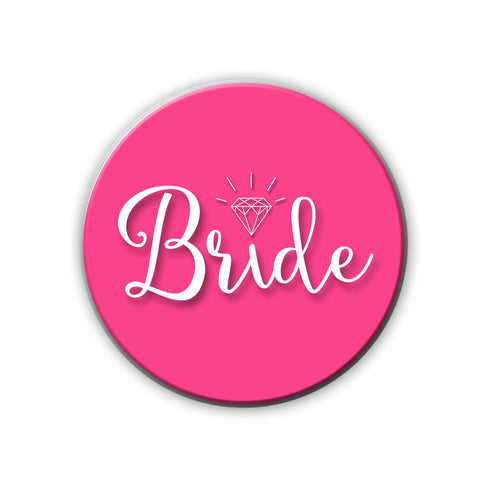 Magnet / Badge - Bride-PropShop24.com