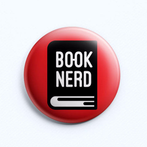 Book Nerd Badge-Home-PropShop24.com