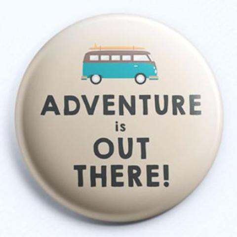 Adventure Badge-PropShop24.com