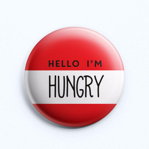 Hungry Badge-PropShop24.com