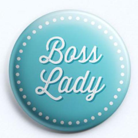 Boss Lady Badge-Home-PropShop24.com