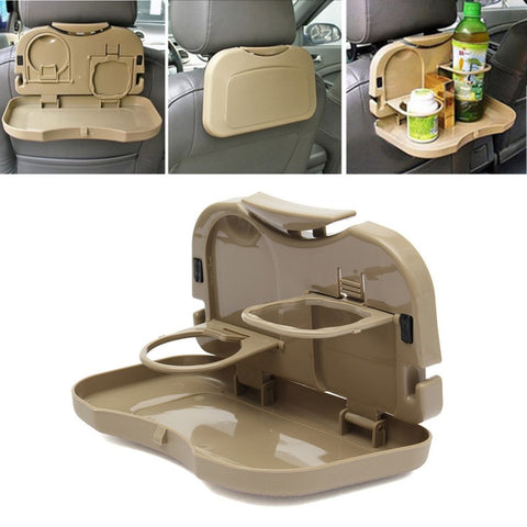 CAR SEAT DINING TRAY - BEIGE