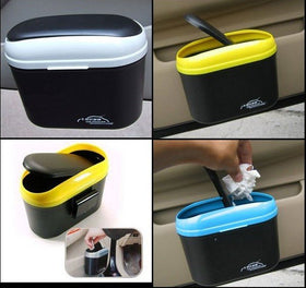 Car Trash Bin - Assorted-PERSONAL-PropShop24.com