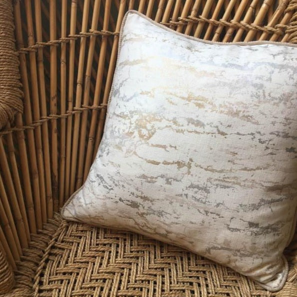 Cushion Cover - Cream Abstract-HOME ACCESSORIES-PropShop24.com