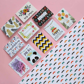 Moustache Giting Collection-STATIONERY-PropShop24.com