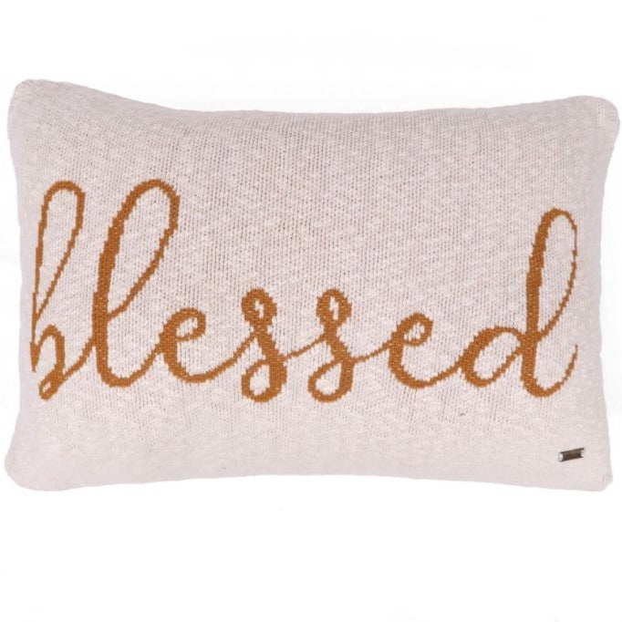 Cushion Cover - Blessed-HOME ACCESSORIES-PropShop24.com