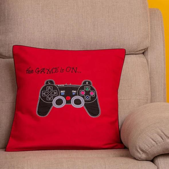 Cushion Cover - Game On-HOME ACCESSORIES-PropShop24.com