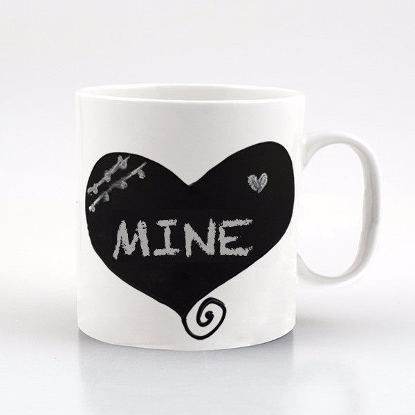 Coffee Conversation Mug - Heart-Home-PropShop24.com