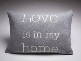 LOVE IS IN MY HOME Cushion Cover-HOME-PropShop24.com