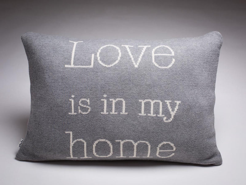 Love Is In My Home Cushion Cover-HOME ACCESSORIES-PropShop24.com
