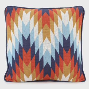 Kaleidoscope Square Cushion Cover-HOME ACCESSORIES-PropShop24.com