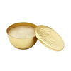 Scented Candle - Gold Hammer Bowl With Lid-CANDLES + AROMA-PropShop24.com
