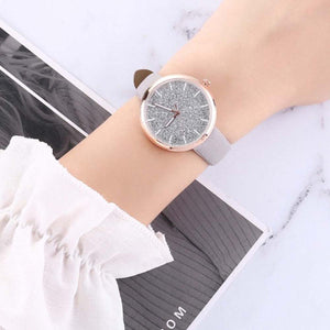 Watch - Grey Glittery-WATCHES-PropShop24.com