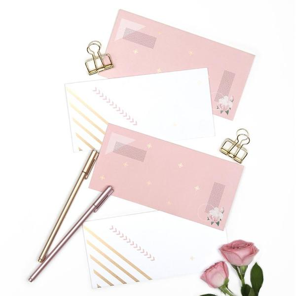 Money Envelope - Coalesce - Set Of 2-GIFTING ACCESSORIES-PropShop24.com