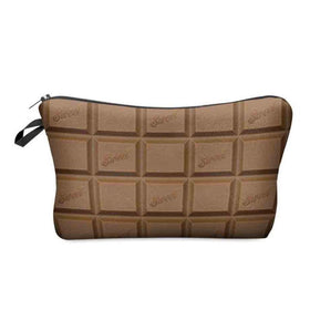Make UP Pouch - Chocolate-FASHION-PropShop24.com