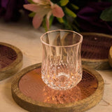 CROCODILE ROSE GOLD COASTERS - Set Of 4-HOME-PropShop24.com