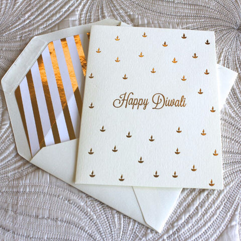 Greeting Card - Happy Diwali - propshop-24