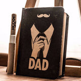 Vintage Notebook - Dad-Stationery-PropShop24.com