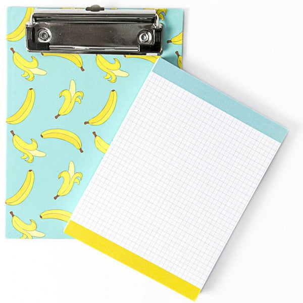 Clipboard + Scribble Pad - Go Bananas-Stationery-PropShop24.com