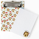 Clipboard + Scribble Pad - You Had Me At Woof-Stationery-PropShop24.com