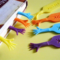 Bookmarks - Help Me - Set of 4 - propshop-24