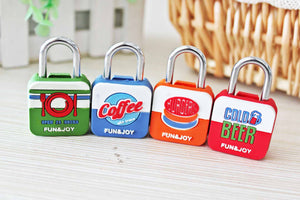 Lock & Key Set - Fun And Joy-TRAVEL ESSENTIALS-PropShop24.com